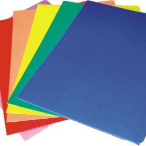 Fascikla kartonska,u boji