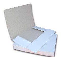 Fascikla kartonska,bela
