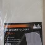 Fascikla PVC-L ,prozirna