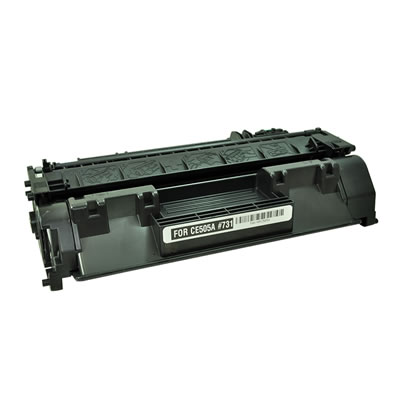Toner HP CE 505