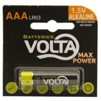 Baterija alkalna 1,5v, LR03 AAA